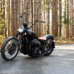 De3 Customs 1972 Honda CB750 SOHC