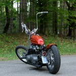 De3 Customs Honda CB750 SOHC 2