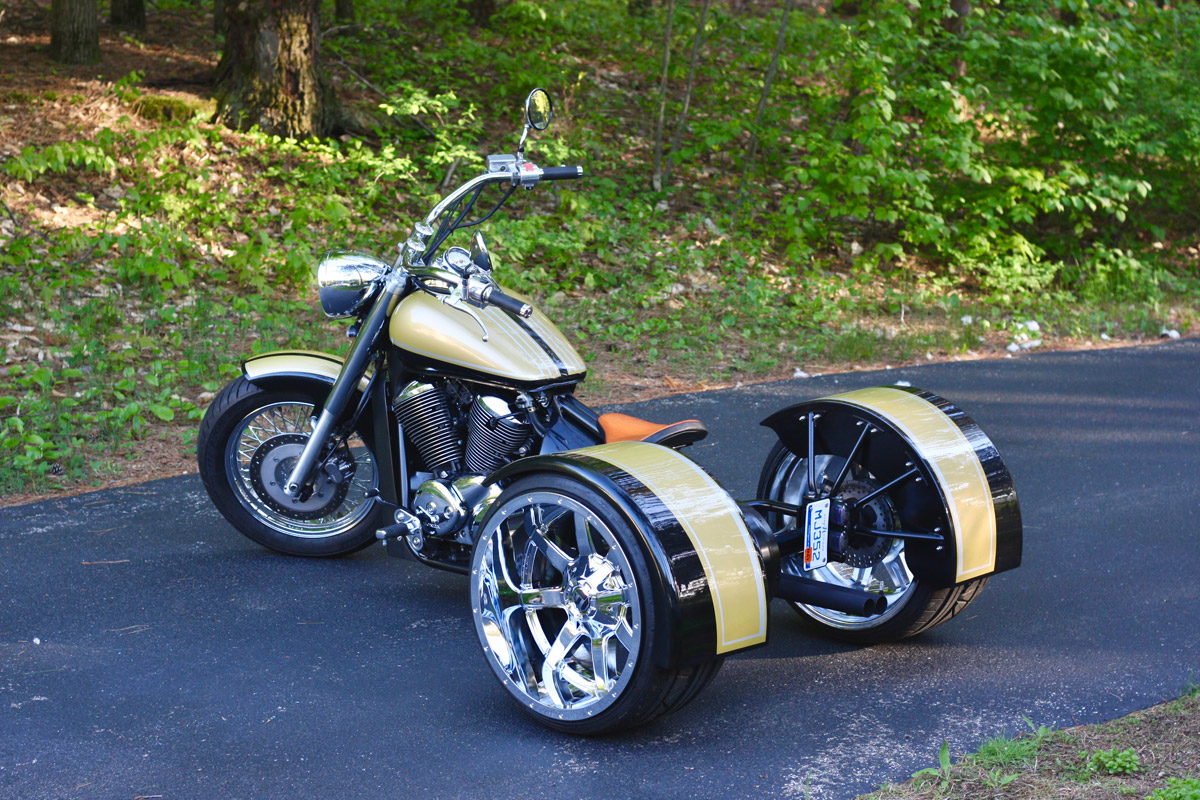 Miller Trike by De3 Customs